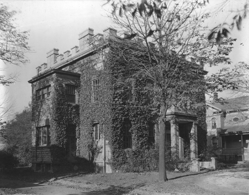 Cooke House - Image courtesy of The Rutherford B. Hayes Presidential Library